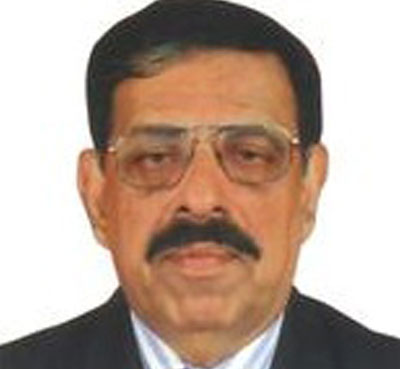 Dr. V. Rajasekharan Nair