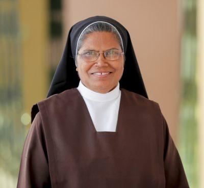 Dr. Celine E. (Sr. Vinitha)
